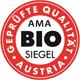 AMA-Biosiegel rot-weiß